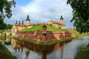 Bielorussia, la grande pianura dell'Est