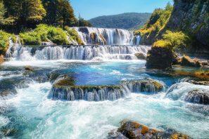 Balcani del Nord, il trekking dell'acqua