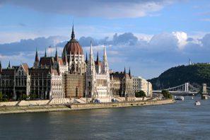 Budapest, la puszta, Pannonhalma