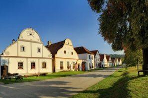 Boemia del Sud, fra natura e storia