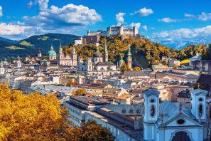 Linz, Salisburgo, Innsbruck