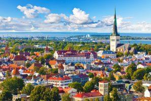 Baltico: Lituania, Lettonia ed Estonia