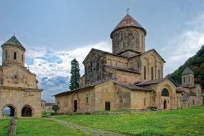 Georgia, la Chiesa dell'apostolo Andrea