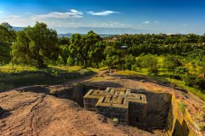 Etiopia: l'Arca dell'Alleanza e la Chiesa delle Origini