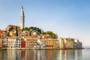 Istria, da Pola a Trieste