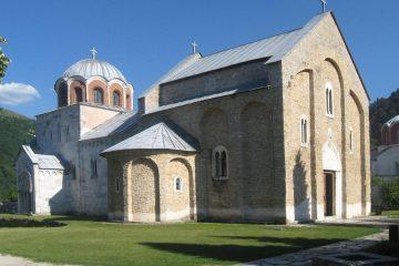 Monasteri ortodossi di Serbia e Macedonia