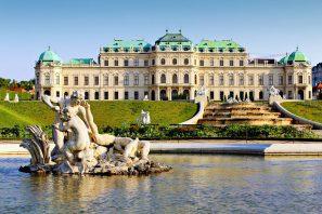 Vienna, Mariazell, Graz